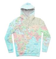 atlas o - Real USA Size Atlas D Sublimation print fleece custom made Hoody Hoodie Plus Size