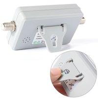 Wholesale WS DVB S FTA Satellite Signal Finder sat Meter LCD TV Dish DirecTV V BI017