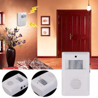 Wholesale Infrared Sensor Guest Saluting Welcome Electronic Music Alarm Doorbell