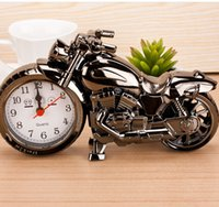 american motor homes - Popular classic motor bicycle Desk Alarm Clock For Children Girl Home Decoration