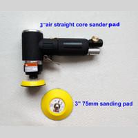 Wholesale 3 quot Straight Core Air Sander Pads inch Pneumatic Straight Core Sanders Pad mm Pneumatic Air Sander Pads Sanding Machine Wheel