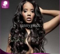 Indian hair beautiful ladies body - 2014 Beautiful body curly Indian hair Lace front wig