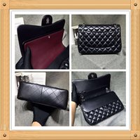 aaa quality handbags - DY Famous Designer AAA Quality colors OHANE CF Sheepskin with serpentine leather Bags Women Leather Handbags Genuine Leather Bags