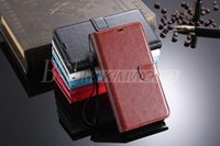 Cheap Samsung galaxy note5 wallet case S6 edge PLUS PU leather cases photo frame slot credit card pokect cover kickstand pouch stand note3 4