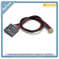 adapter transmission - 2pcs APM DR data transmission cable Telemetry adapter cable OSD and xbee adapter cable PIN TO PIN