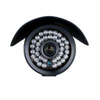Wholesale FLOUREON X CH P AHD HD CCTV DVR X TVL P MP IR CUT Metal Bullet Security Cameras Security Surveillance Set