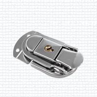 air luggage - metal hasp suomani alloy box buckle wooden box lock air box clasp bag Luggage hardware accessories