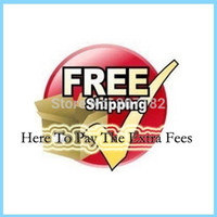 Wholesale Specail for Extra fee customized orders supplementary postage fees supplementary order fees gifts deposit