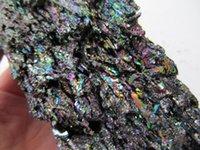 beautiful minerals - Very Beautiful Natural Quartz CrystalsColorfu Silicon Carbide Rock minerals Decoration Natural Stones And Minerals g
