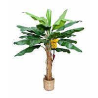 artificial banana trees - eight kinds of Artificial plastic canna tree banana tree