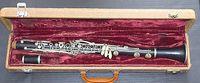 Wholesale rare BUFFET Bb Clarinet one piece body w Low Eb key
