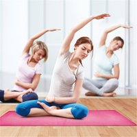 Wholesale Non slip Exercise Mats for Yoga Exercise High Quality Colorful NBR Thick Waterproof Yoga Mats Customized Cheap A029