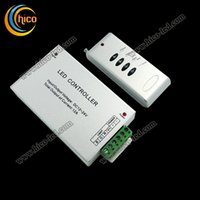 Wholesale led controller DC12 V A RF Remote RGB Controller for RGB strip light RGB module ceiling light spotlight