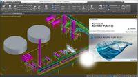 autocad systems - Autodesk AutoCAD Plant D x64 english