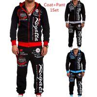 Wholesale 2016 Mens Letter Print sweatshirt hoodies men Jogging Pants brand gym clothing Tracksuit Casual hip hop Suit streetwear