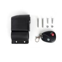 alarm system equipment - Bike Electric cars lock MTB anti theft alarm wireless remote alarm Vibrating sensor electronic security equipment accessories