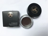 Wholesale Best quality Ana stasia Eyebrow Ehancers Beverly Hills DIP BROW Pomade Medium Brown Waterproof Eyebrow g high quality