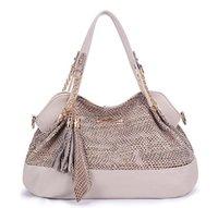 Precio de Snake skin-2016 Bolso popular del bolso del mensajero de las mujeres del nuevo diseño Bolso de cuero genuino de las mujeres de la manera de la marca de fábrica del bolso de cuero de la bolsa Bolso de las mujeres de Bolsas