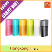 Wholesale Original Xiaomi WiFi Portable Mini USB Wireless Router Repeator WiFi USB Adapter with TB Free Cloud Storage