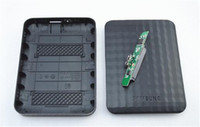 Wholesale New arrive TB Samsung M3 HDD Enclosures USB HDD Hard Drive External Enclosures inch SATA HDD Case Box
