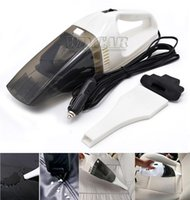 Wholesale Car Auto Portable W V Car Vacuum Cleaner Handheld Mini Super Suction Wet And Dry Dual Use Vacuum Cleaner W050