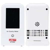 Wholesale UNI T UT C High Precision Indoor VOC PM2 Data Logger Detector Air Monitor Thermometer HygrometerE0767