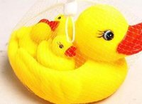 baby essentials bag - 1 bag four loaded child bathing swimming essential baby swimming duck swimming duck toy duck large small S45