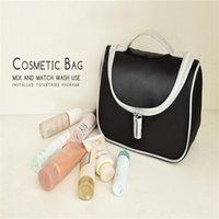 america cosmetics - 2016 Europe and America thick waterproof wash bag Multifunctional Storage bag cosmetic bag