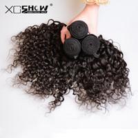 Wholesale 10 Bundle Deal Brazilian Water Wave A Unprocessed Human Hair Weave Wet Wavy Virgin Indian Brazilian Hair Natural Wave Brazilian Virgin Hair