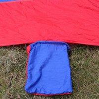 Wholesale Via FedEx Monogrammable Summer nylon Cloth High Quality Beach Mat Picnic Mat Garden Blanket EAD