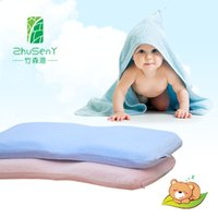 baby seat foam - High quality sleeping memory pillow for year old baby prortect baby cervical soft and comfortable deep sleep