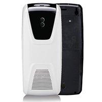 air freshener fan - Fan Type Automatic Light Sensor Air Freshener Dispenser Use Essential Oil or Perfume Refillable Aerosol Dispenser