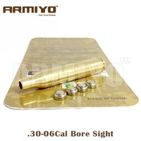 Wholesale Armiyo Cal Cartridge Rifle Red Laser Bore Sight Hunting Gun Accessories