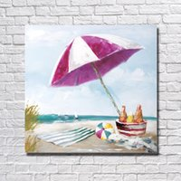best cheap paint - 2016 cheap price items promotional best birthday gift handmade modern sand oil painting decorative cheap modern paintings