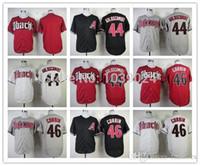 arizona short sales - 2016 Cheap Paul Goldschmidt Patrick Corbin Blank Jersey Arizona Diamondbacks Jersey Baseball Jersey Black Red Gray White Hot Sale