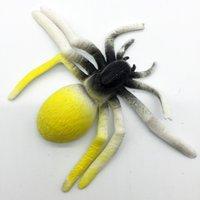 animal activities kids - Hot Slae Spider Shape Grow Up Toy Kids Toy Activity Toys Animal Kingdom Aquarium Home Decoration