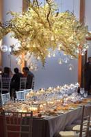 Wholesale 100pcs Dia inch Hanging Tealight Holder Glass Globe Planter Terrarium Candle Holder Wedding Candlestick Vase Home Bar wedding Decor