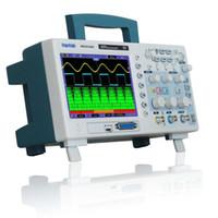 Wholesale Hantek MSO5102D Mixed Signal Digital Storage Oscilloscope CH MHz quot TFT Memory Depth M GSa s bit Ch Logic Analyzer