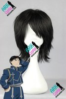 aoyagi ritsuka - Aoyagi Ritsuka Wig Loveless Wig Aoyagi Ritsuka Cosplay Wig Black Mens Loveless Cosplay Wigs