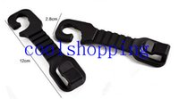 Wholesale Car Back Seat Headrest Hanger Holder Hooks For Bag Purse Cloth Grocer