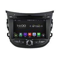 Wholesale Car DVD PC Audio Radio Headunit Android Stereo Player GPS WiFi Aux DVR For Hyundai HB20