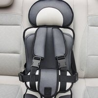 Wholesale Car styling Baby safety seat Comfortable Kids Car Seats balck