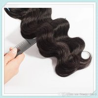 bangladesh hair - New Arrival Bangladesh Human Hair Weaving pc Body Wavy g Muse Thick Hair Bundle Full Head Baby Hair Weft fast ship for piece