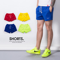 Wholesale In the new summer sports crime shorts solid high quality casual shorts s xl color