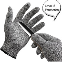 Wholesale NoCry Cost effective Hot Sale New Arrival Pair Cut Resistant Gloves NoCry High Performance Level Protection Anti Slash DHL Free OTH300