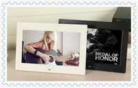 Wholesale inch LED screen digital photo frame high definition PX Support video player