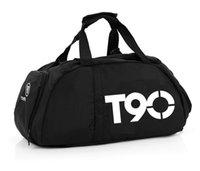 bag cylinders - 2016 Popular Waterproof Outdoor Sports Bag Duffle Gym Bag Sports Bag Cylinder Bag Men Travel Bag
