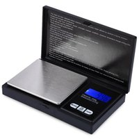 Wholesale Electronic Scale g Capacity Accuracy Mini Weighing Device with LCD Digital Pocket Scale Weighing Balance Portable