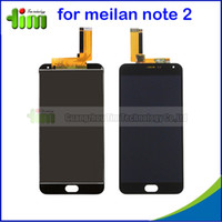 note 2 lcd screen - 100 tested inch For Meilan note LCD screen display Touch Digitizer For Meizu M2 Meilan Note2 Black Tim05