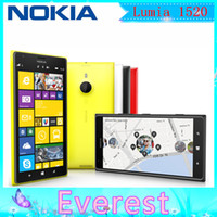 Wholesale 6 Nokia Lumia Unlocked Original Refurbished Quad Core G MP P WIFI GB ROM GB RAM Windows OS Touch screen Smartphone